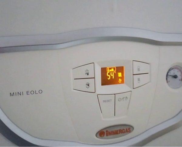 Котел газовый настенный Immergas Eolo Mythos 24 2E