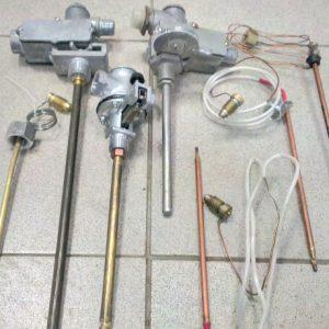Терморегуляторы и термобаллоны-сильфоны