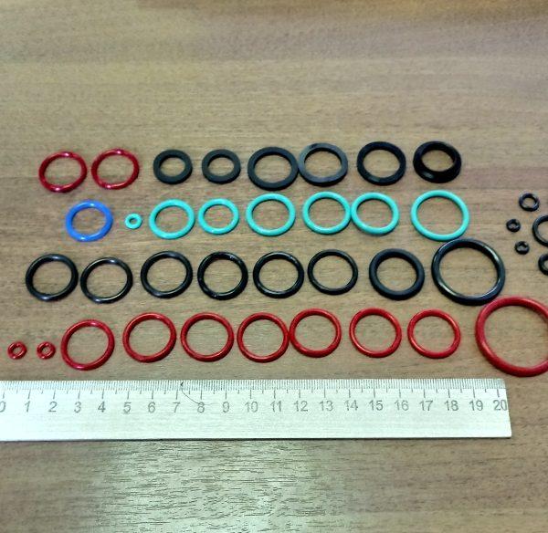 Набор уплотнительных колец для газового котла Navien (для всех моделей)