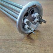ТЭН электрический RF64 2,0 под анод М4 для водонагревателя Термекс, Аристон (нержавейка)