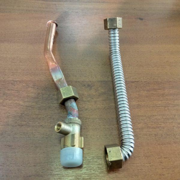Трубки к газовой колонке Нева Люкс 6011 (3270-04.000)