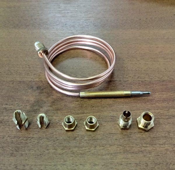 Термопара универсальная для газовых котлов фото 1