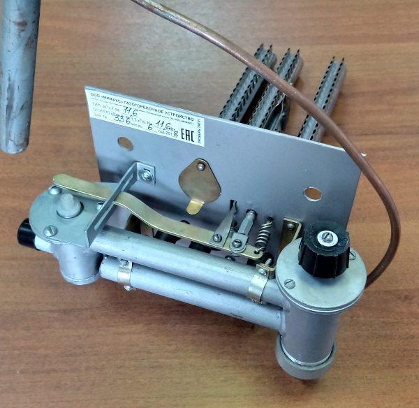 Горелка АГУ-ТМ 11,6М для газового котла Мимакс