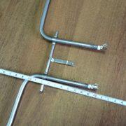 ТЭН духовки нижний для газовой плиты Дарина ЕМ341, ЕМ331, ЕМ241
