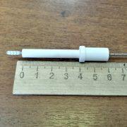Свеча духовки для газовой плиты Гефест 3200, 3300, 3500 (L-166 мм)