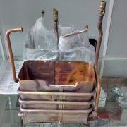 Теплообменник 3227-03.000 для газовой колонки Нева 4510 (аналог)
