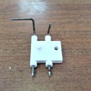 Электрод розжига (одинарный) для газовой колонки Ariston Fast Evo 14 B/C (65152497)