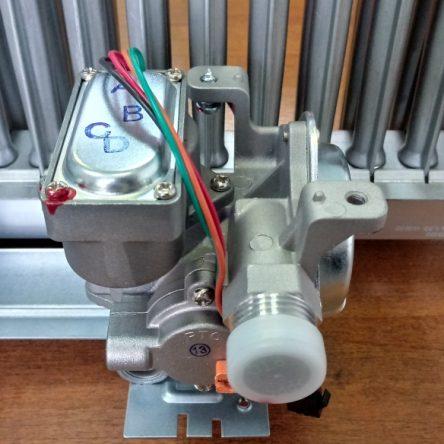 Газовый клапан для газовой колонки Ariston Fast Evo 14 B/C (65152275)