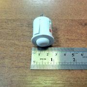кнопка розжига ПКН-13 белая Дарина