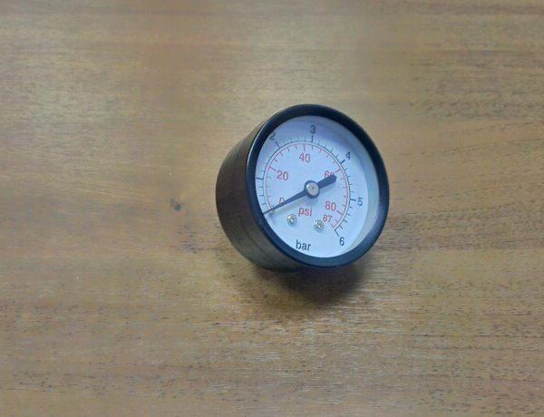 Манометр 6 атм.аксиальный