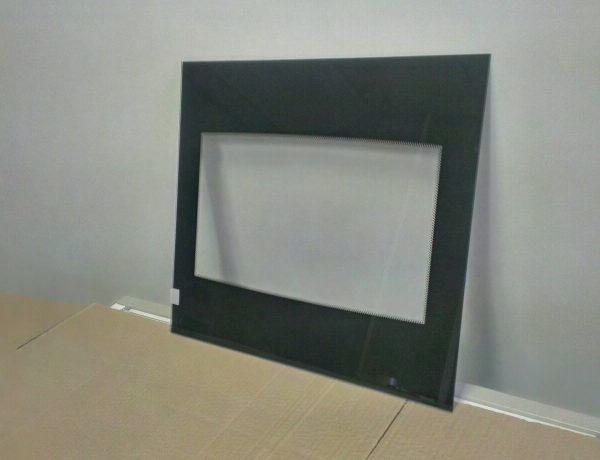 Стекло внутреннее для плиты Гефест 485*435 для моделей 1200, 1500, 6100, 6500