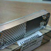 Теплообменник ГВС на 10 пластин Baxi FourTech, EcoFour 5686660 (стар. 5653650)