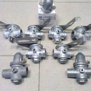 ЭМК (электромагнитный клапан) и клапаны-отсекатели