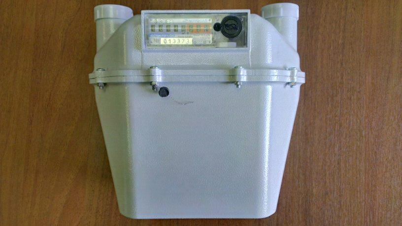 Счетчик газа СГМН-1М1 G6 правый 200мм