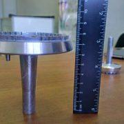 размер большой горелки