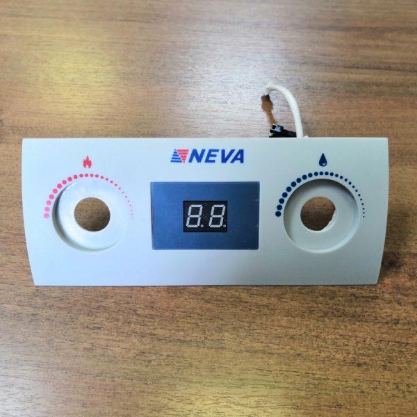 Накладка с дисплеем для газовой колонки Нева 4510 (3272-07.010)