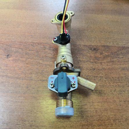 Датчик расхода воды для газовой колонки Gazlux Standard W10-T2F (05-1502)