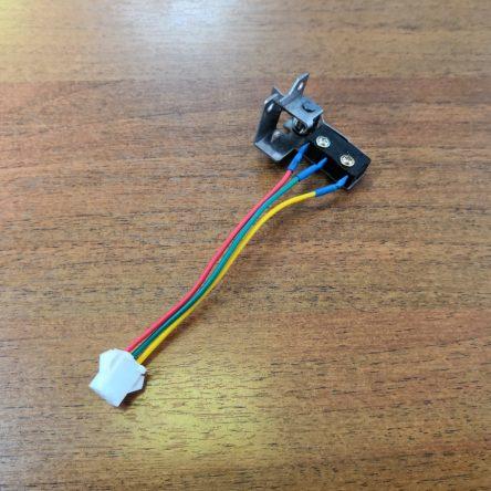 Микровыключатель с креплением для газовых колонок Vecktor, Oasis (3-проводной)