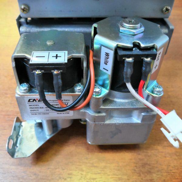 Газовая арматура для газовой колонки Gazlux Standart W10-T2F (04-1501)