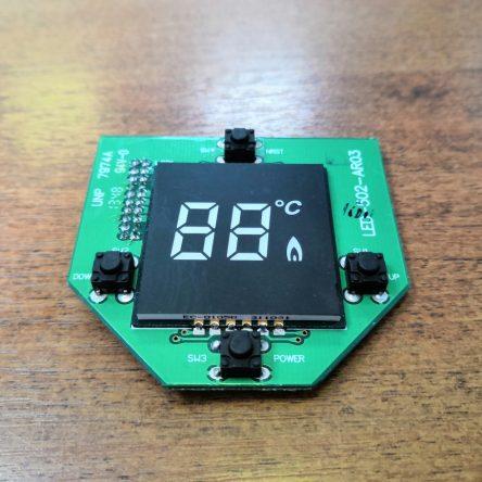 Дисплей для газовой колонки Ariston Fast Evo 11-14 C (65152194)