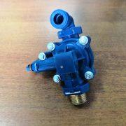 Водяной узел газовой колонки Нева 5514 нового образца (4211-02.300-04)