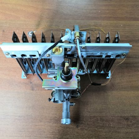 Горелка колонки Electrolux GWH 250 в сборе