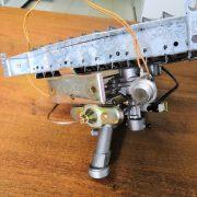 Горелка колонки Electrolux GWH 250 (термопара с датчиком тяги)