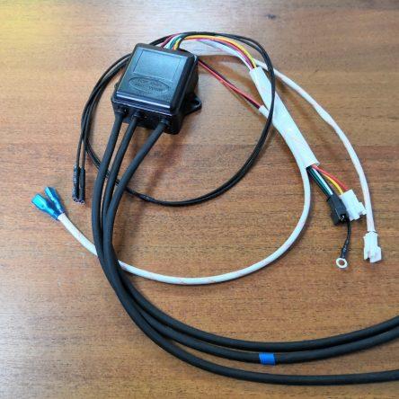 Блок управления для газовой колонки Zanussi GWH 10 Fonte
