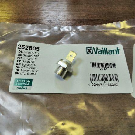 Датчик NTC для газового котла Vaillant turbo/atmoMAX (252805)