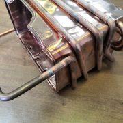 Теплообменник для газовой колонки Ariston Fast R ONM 10 NG RU (65153149)