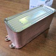 Теплообменник ГВС для газового котла Vaillant 35 пластин (0020025041)