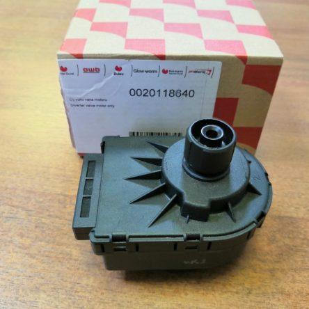 Мотор трехходового клапана для газового котла Protherm Гепард H-RU (0020118640)