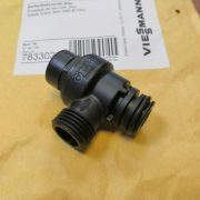Клапан предохранительный 3бар Viessmann Vitopend 100W WH1D (7833029)