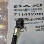 Трубка расширительного бака котла Baxi Eco5 Compact, Main5 (711412700)