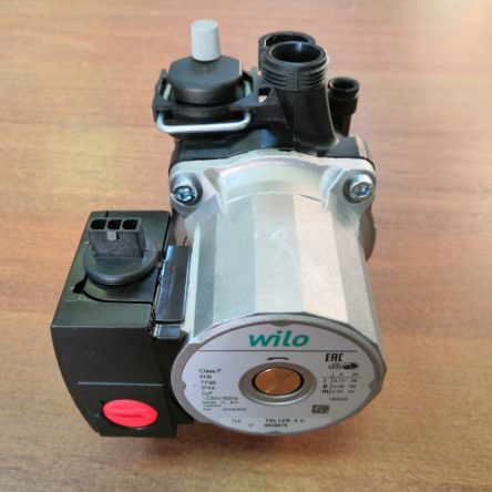 Насос циркуляционный для котла Buderus Logomax U072, Bosch WBN6000 (87186481810)