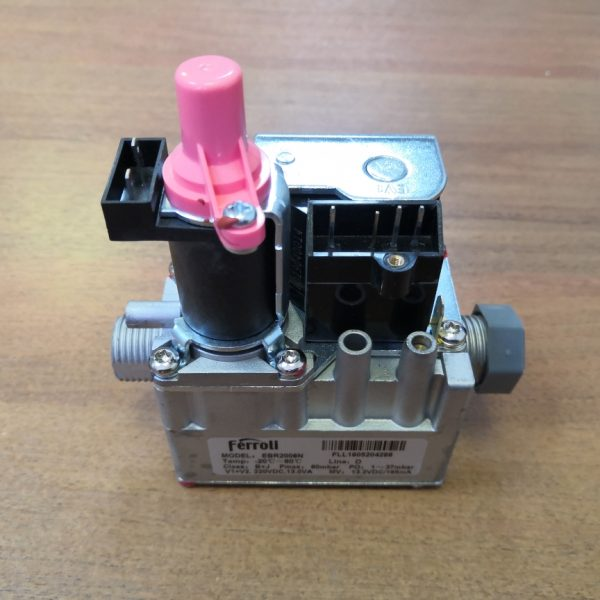 Клапан газовый для котла Ferroli Fortuna F10-24 (46562030)