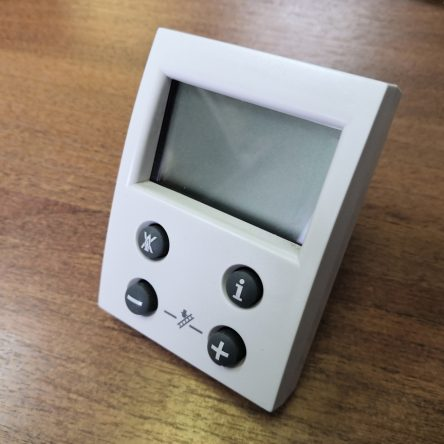 Дисплей для газового котла Vaillant Atmo/Turbomax Plus (130822)