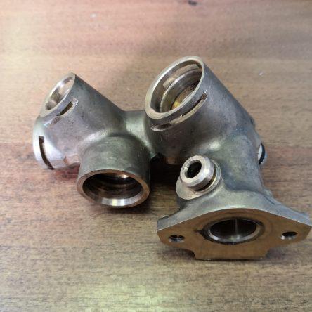Подключение насос (узел соединения) для Vaillant atmo/turboMAX Pro/Plus (019392)