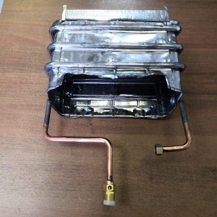 Теплообменник для газовой колонки Zanussi GWH 10 Fonte (501151005600)