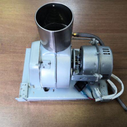 Вентилятор в сборе Zanussi GWH Fonte 10 Turbo (501138005500)