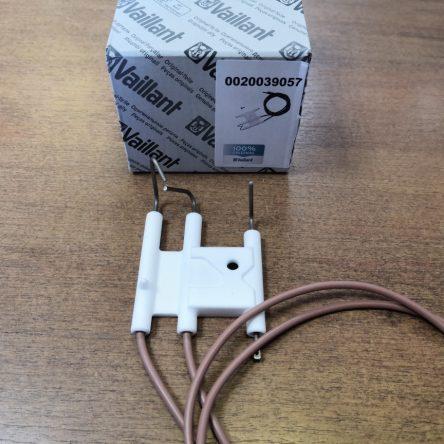 Электрод розжига для газовых котлов Vaillant atmo/turboTEC (0020039057)