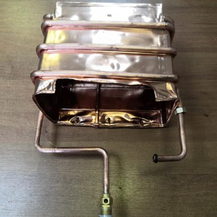 Теплообменник для газовой колонки Electrolux GWH 10 HighPerfomace Eco (12951100002421)