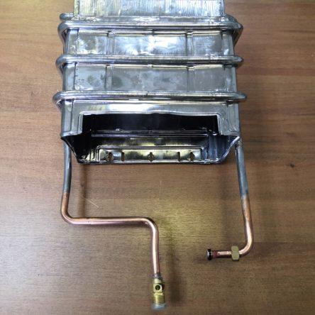 Теплообменник для газовой колонки Zanussi GWH 12 Fonte (501151008700)