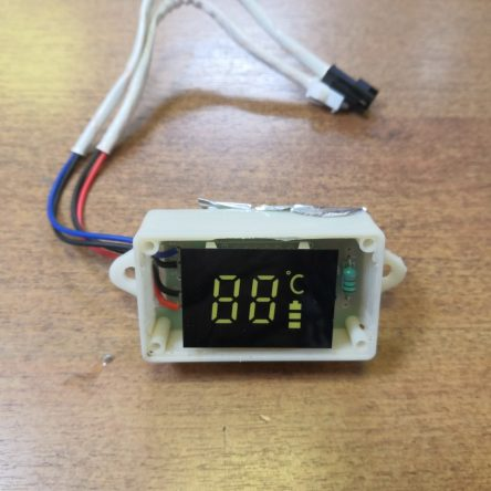 Дисплей для газовой колонки Electrolux GWH Nanoplus 2.0 (501221001900)