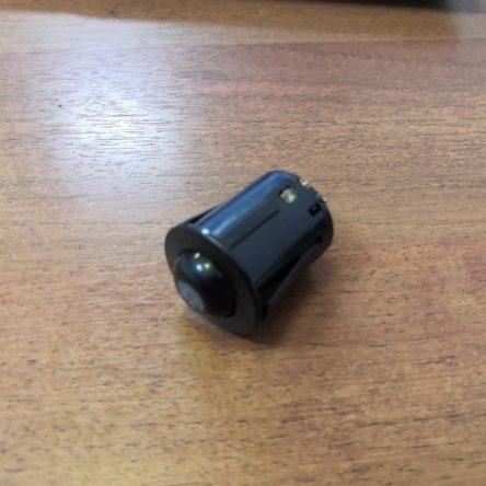 Кнопка подсветки плиты Гефест ПКН-12 (черная)