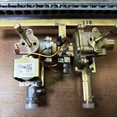 Водогазовый узел для газовой колонки Electrolux 14 Nano Plus 2.0 (50113200C800)