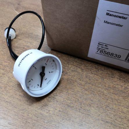 Манометр для газового котла Viessmann Vitopend 100W A1JB, A1HB (7856839)