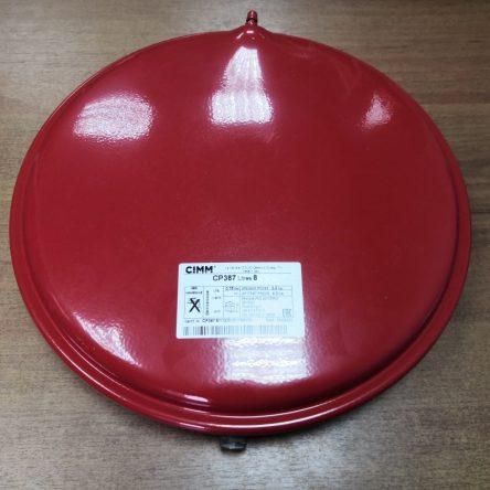 Бак расширительный 8л. для газового котла Buderus U022, U024, Bosch Gaz 4000 W (87154071540)