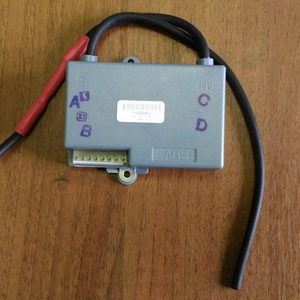 Блок розжига для колонки Ariston Fast Evo (65152058)