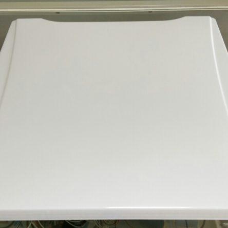 Крышка стола плиты для газовых плит Flama, King (белая)